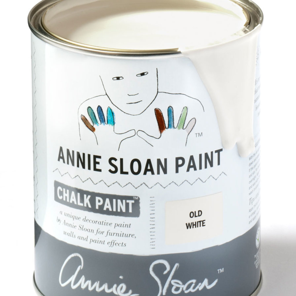 Annie Sloan Old White 1l - 120ml