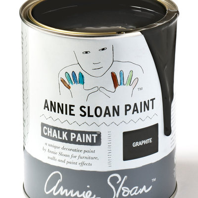 Annie Sloan Graphite 1l - 250ml - 120ml