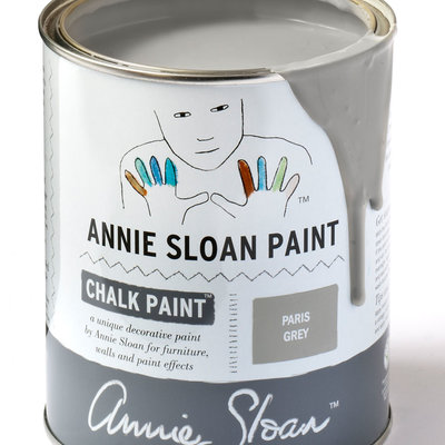 Annie Sloan Paris Grey 1l - 250ml - 120ml