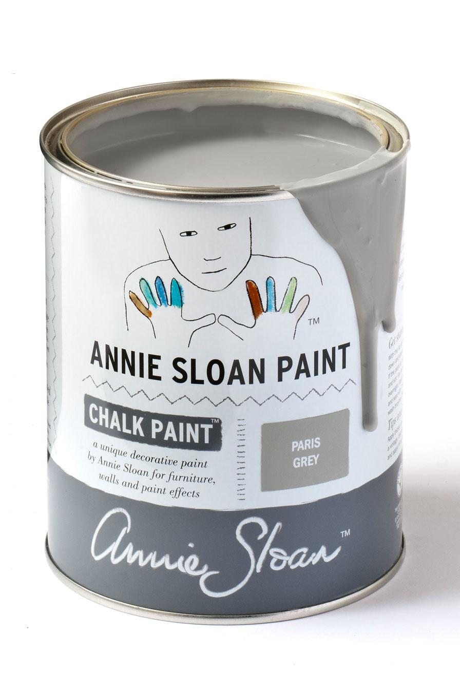 Annie Sloan Paris Grey 1l - 250ml - 120ml