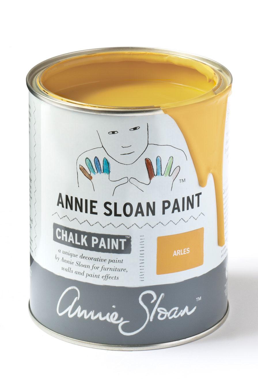 Annie Sloan Arles 1l - 250ml - 120ml