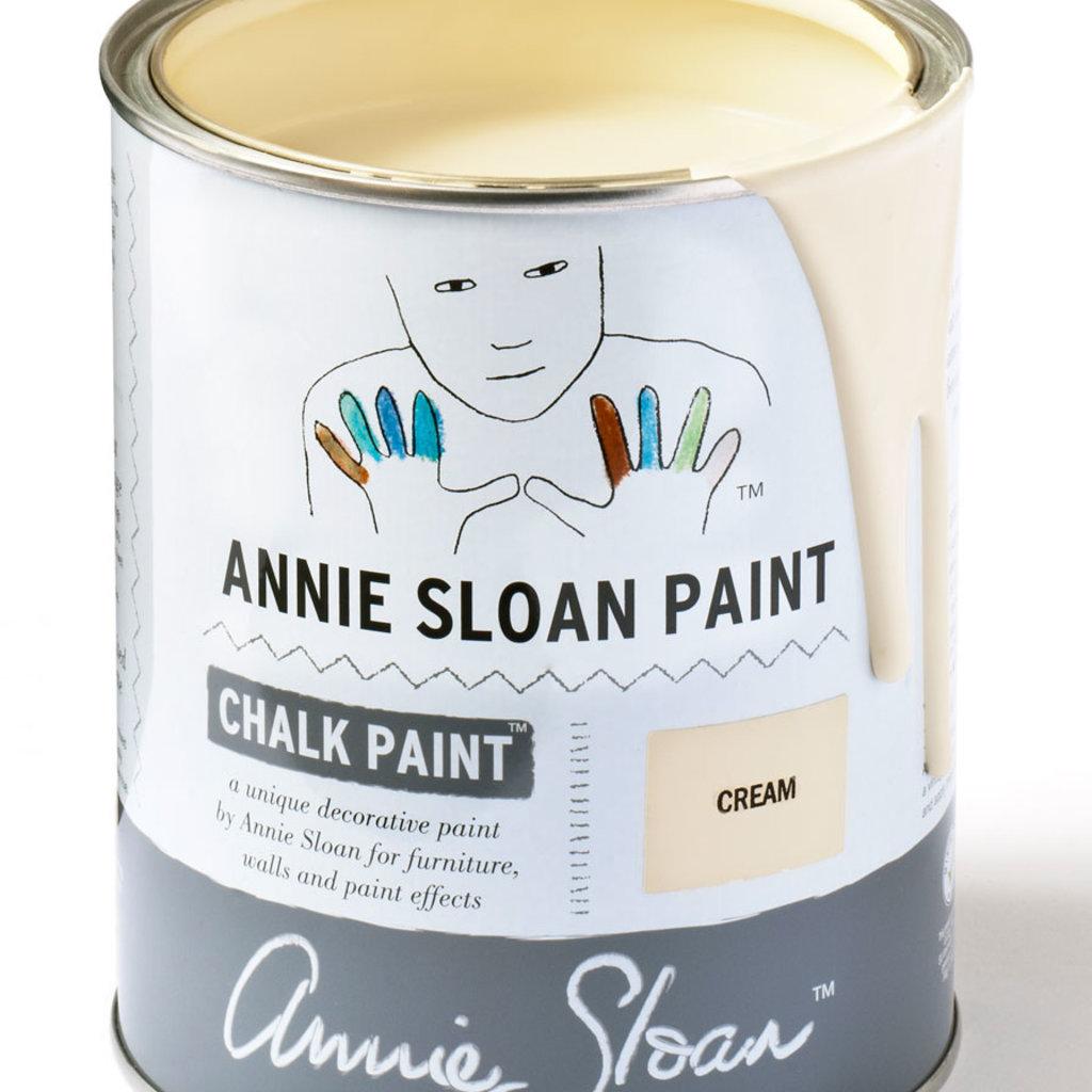 Annie Sloan Cream 1l - 120ml