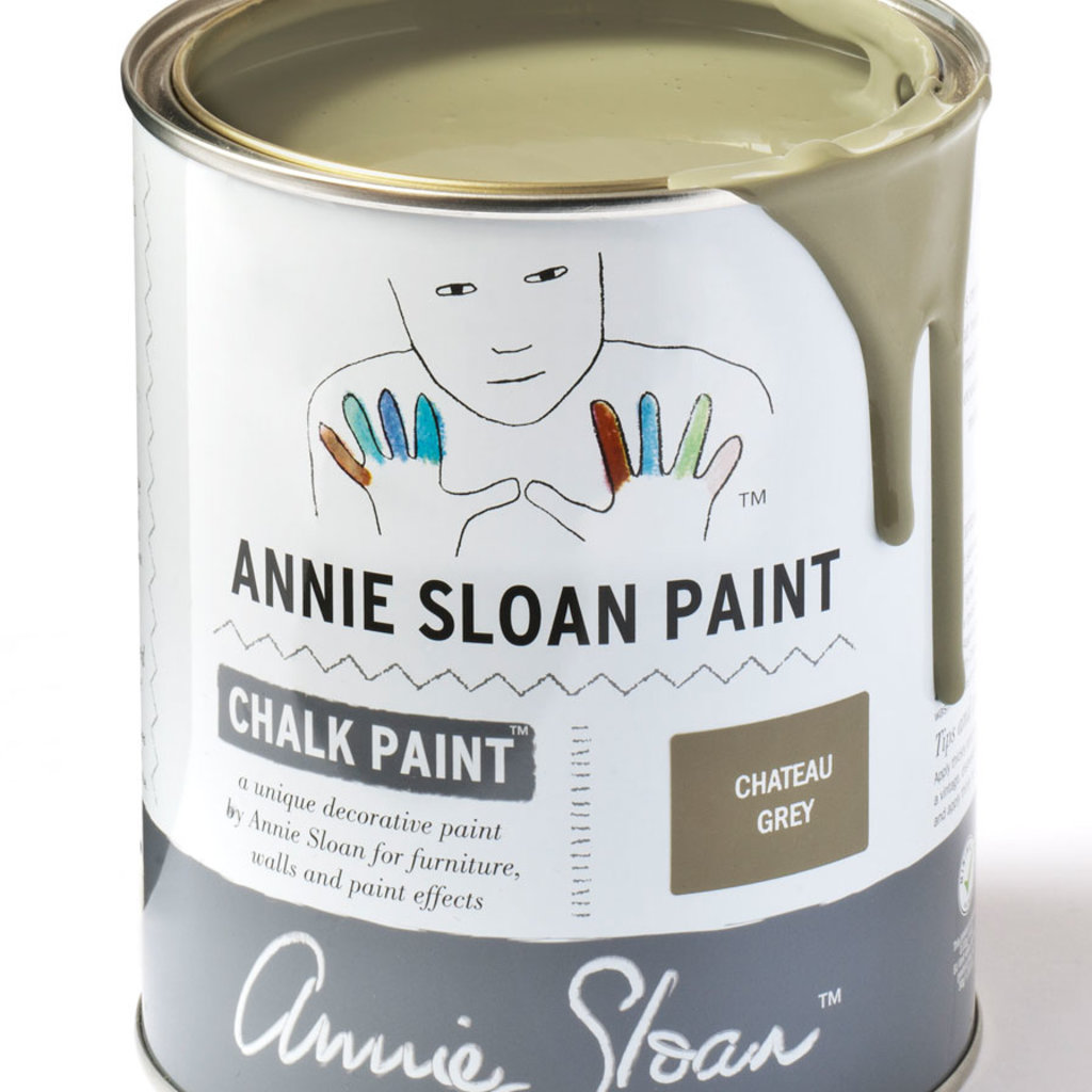 Annie Sloan Chateau Grey 1l - 120ml