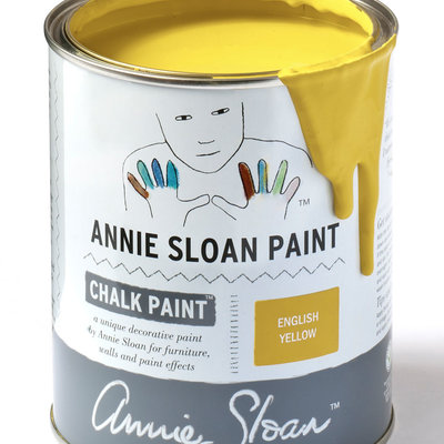 Annie Sloan English Yellow 1l - 250ml - 120ml