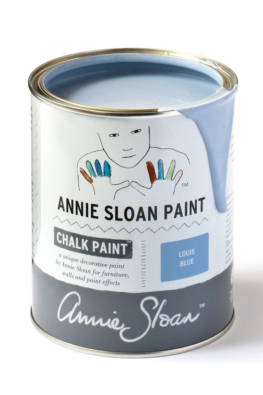 Annie Sloan Louis Blue 1l - 250ml - 120ml