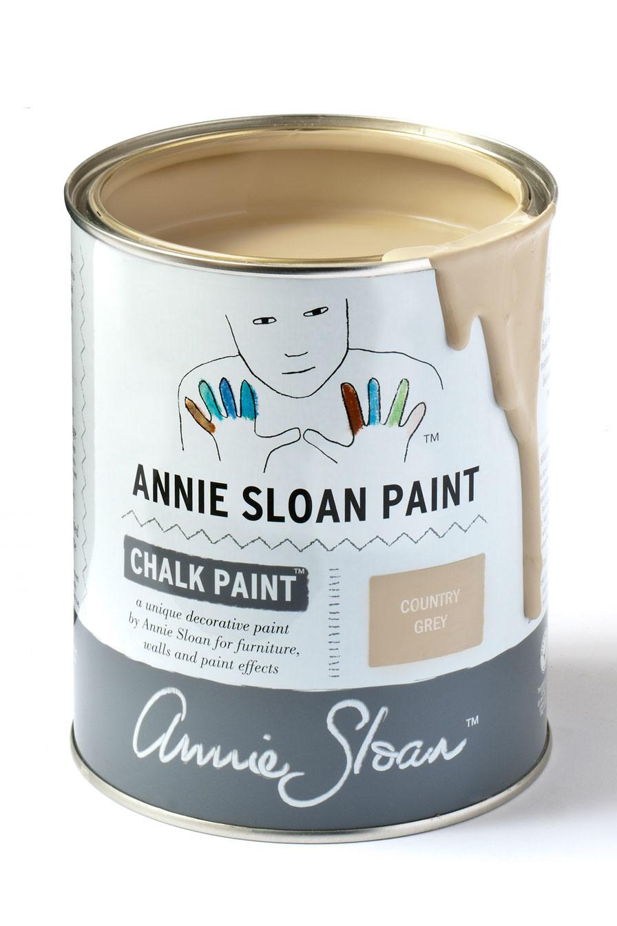 Annie Sloan Country Grey 1l - 250ml - 120ml