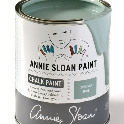 Annie Sloan Svenska Blue 1l - 250ml - 120ml