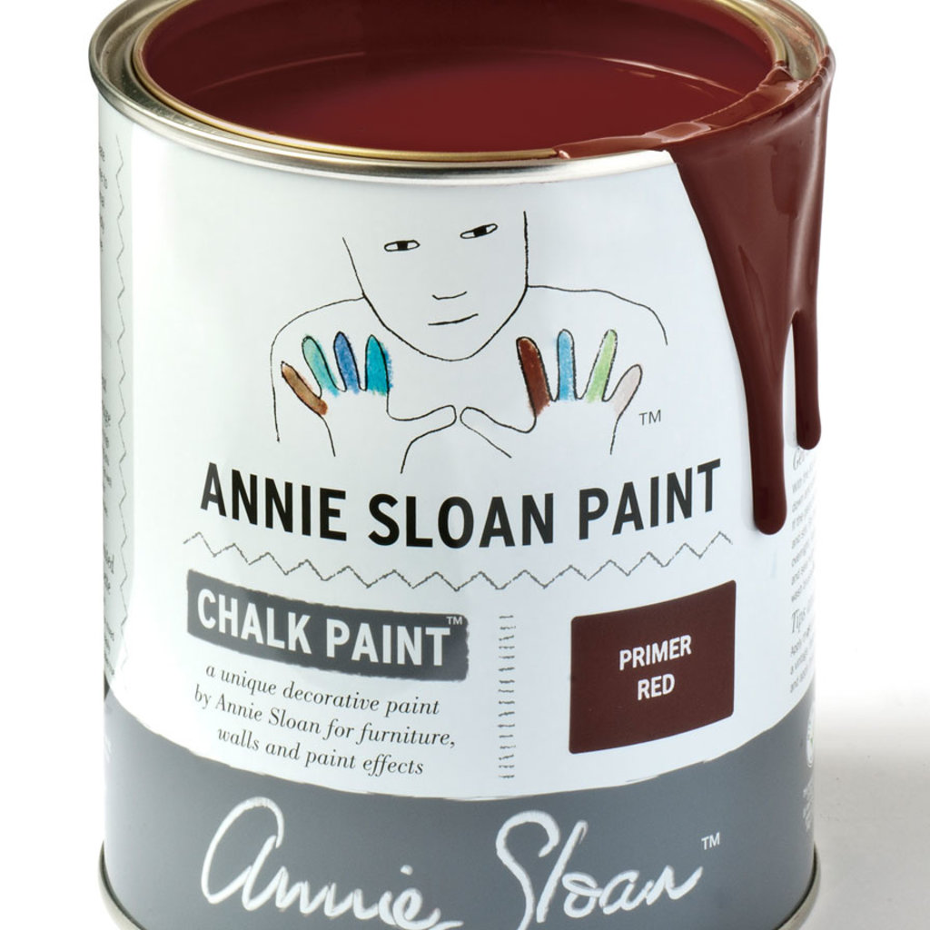 Annie Sloan Primer Red 1l - 120ml