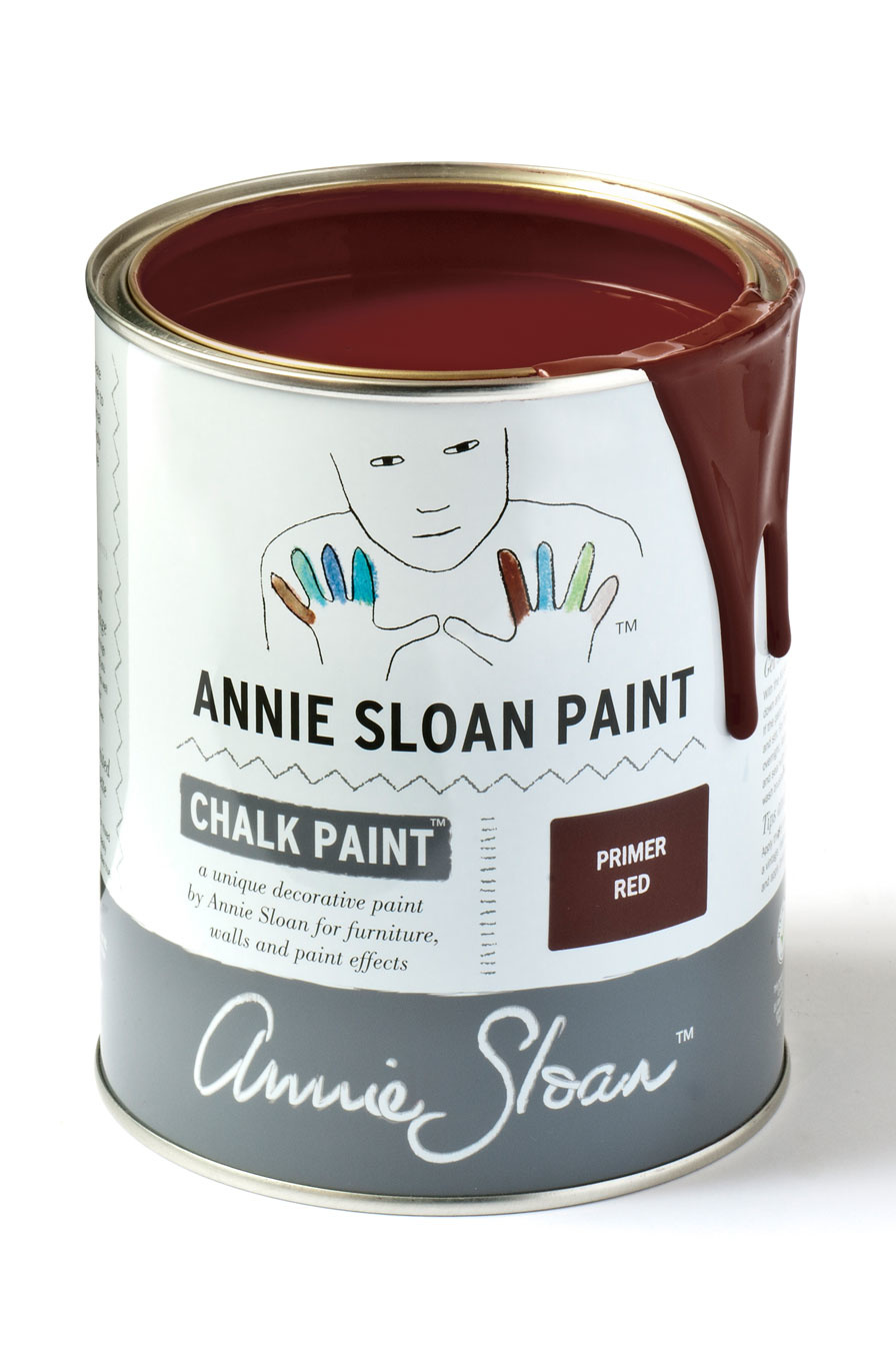 Annie Sloan Primer Red 1l - 250ml - 120ml