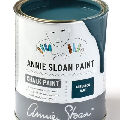 Annie Sloan Aubusson Blue 1l - 120ml