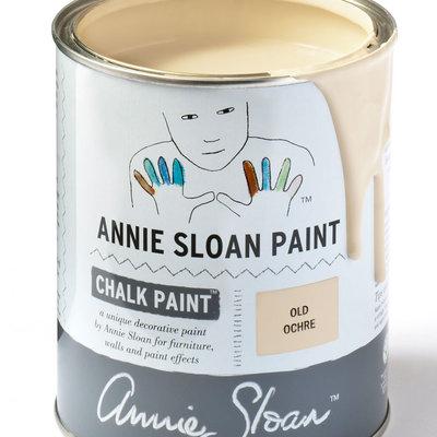Annie Sloan Old Ochre 1l - 250ml - 120ml