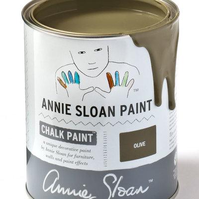 Annie Sloan Olive 1l - 120ml