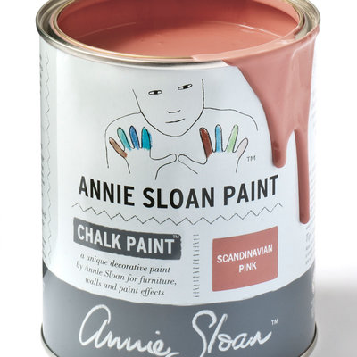 Annie Sloan Scandinavian Pink 1l - 120ml