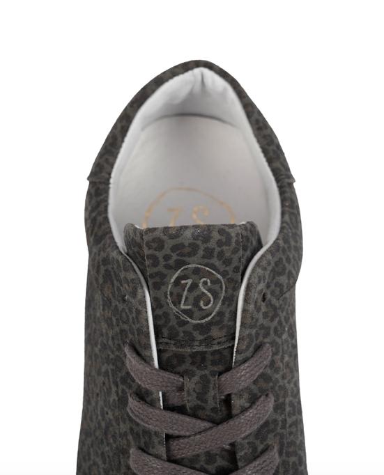 Zusss Kekke sneaker leopard