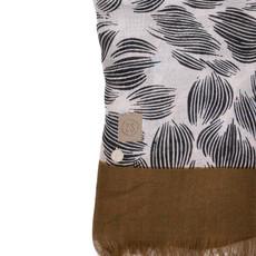 Zusss fijne sjaal met vachtprint
