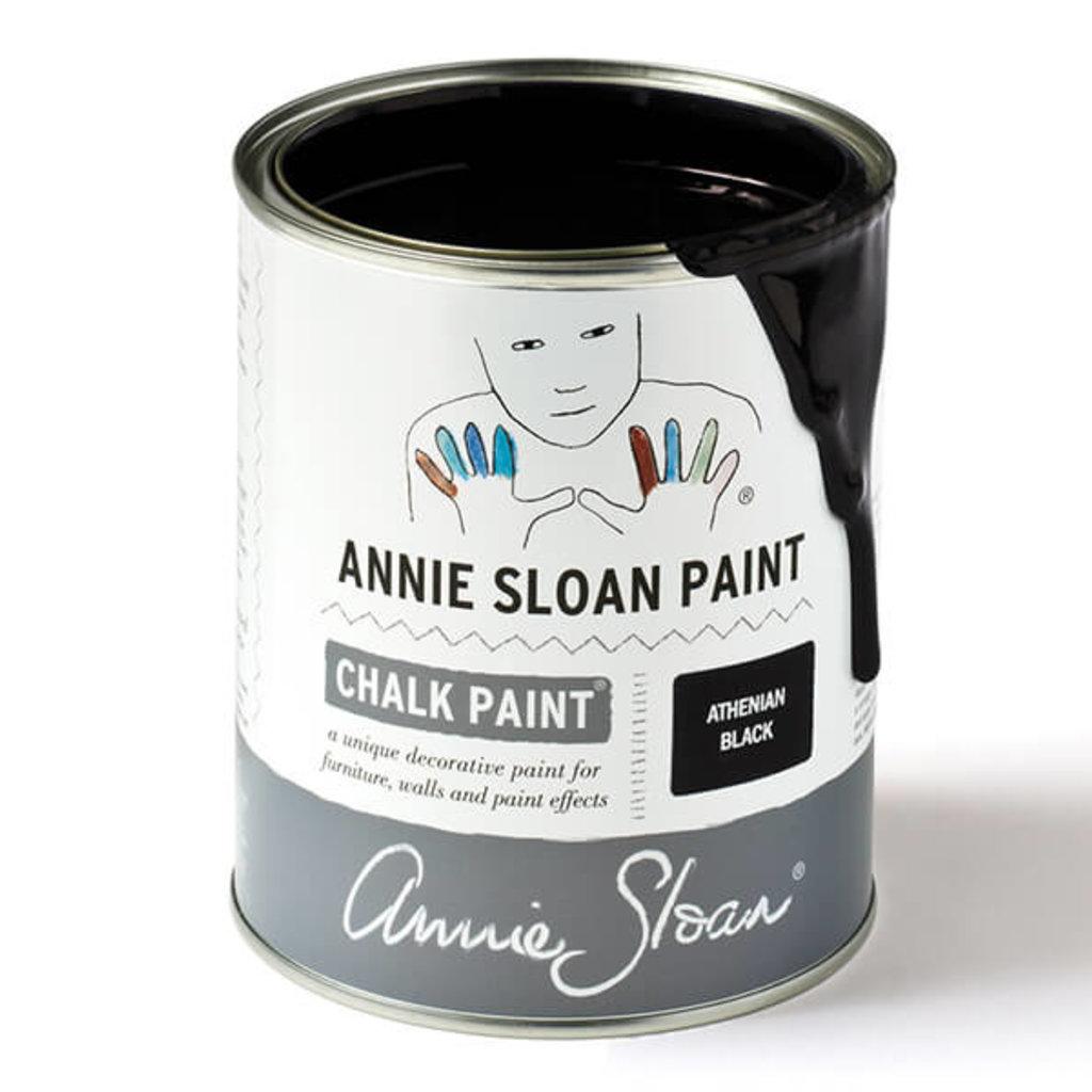 Annie Sloan Athenian Black 1l -  120ml