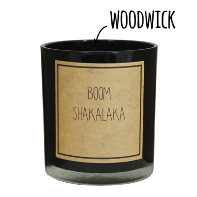 My Flame Boom Shakalaka sojakaars glas/kurk
