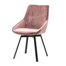 By-Boo Beau Old Pink Chair (draai)