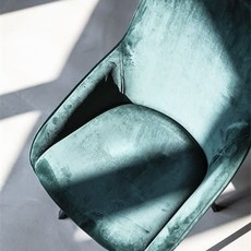 By-Boo Beau Green Chair (draai)
