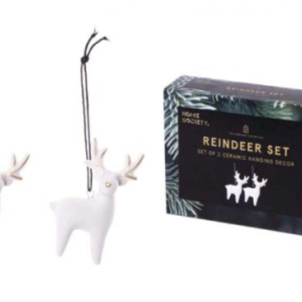 HOME SOCIETY Deer Ole Hang set 2
