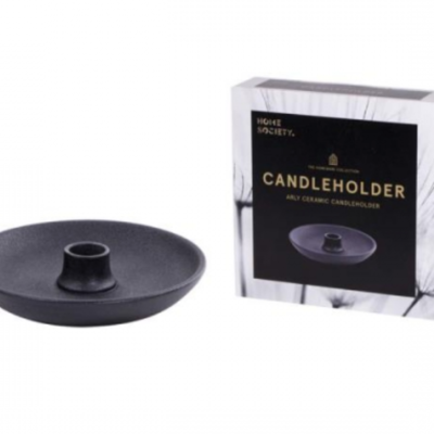 HOME SOCIETY Candleholder Plate Arly