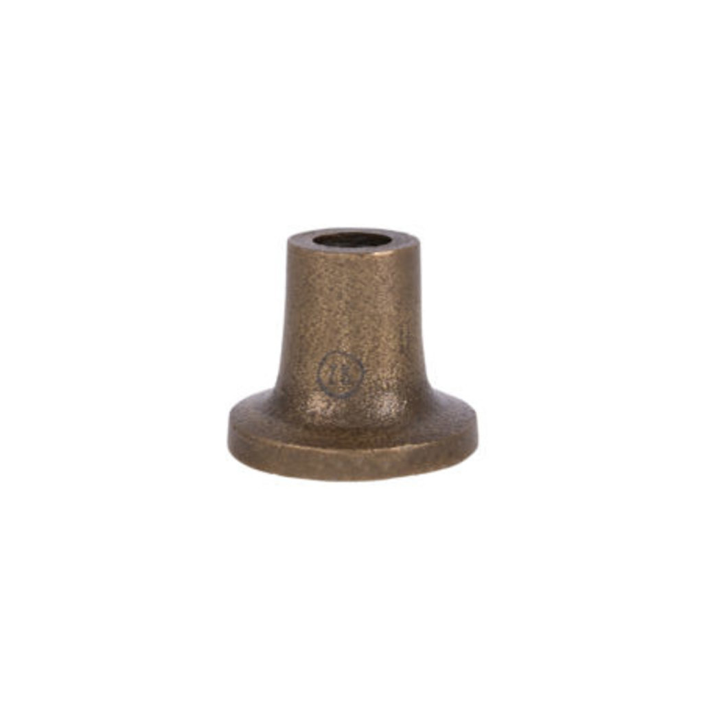 klein kandelaartje brons