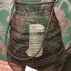 HOME SOCIETY Wire Basket Zeb L