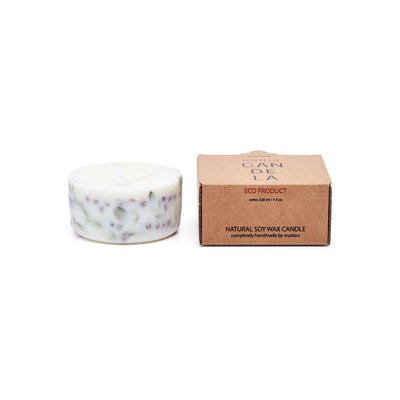 Munio Candela Ashberries & Bilberry leaves mini candle