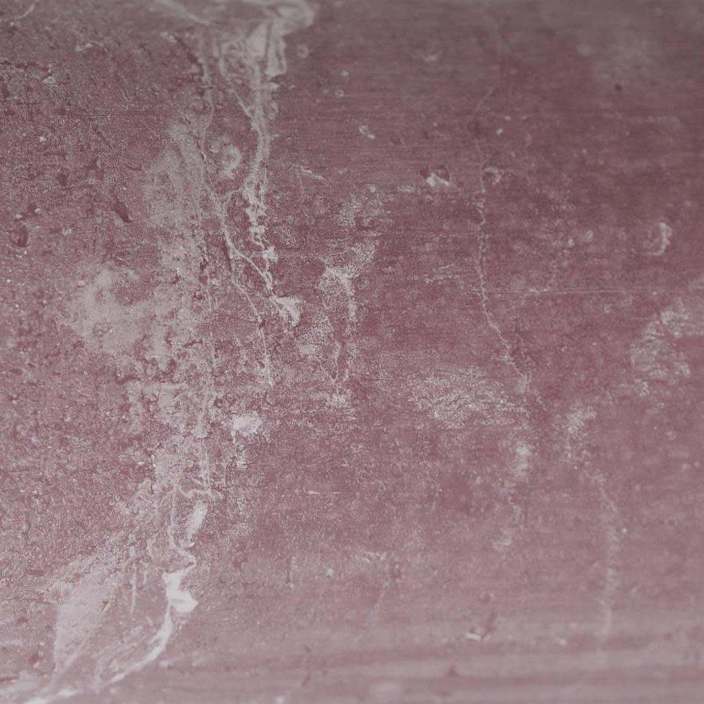 Luz Your Senses Tafelkaars, velours ø2.2xH30cm Twilight Mauve