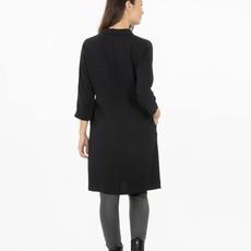 Zusss sportief jurkje zwart