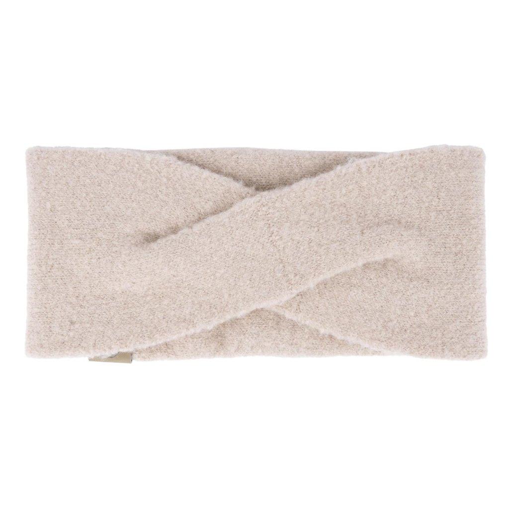 Zusss warme haarband zand