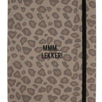 Zusss Receptenboek MMM... leopard
