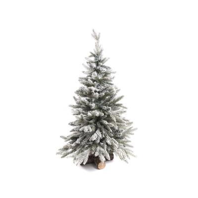 HOME SOCIETY 686105 Pine Tree with Snow 60 cm