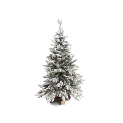HOME SOCIETY 686106 Pine Tree with Snow 90 cm