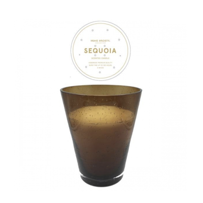 HOME SOCIETY 689297 Candle Sequioai BR L
