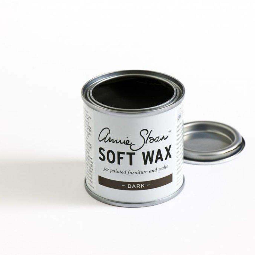 Annie Sloan Soft Wax dark 500ml - 120ml