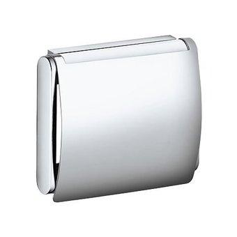 Keuco Toilet paper roll holder with lid series Plan Keuco