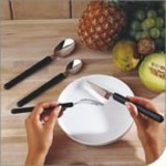 Cutlery Light / Light cutlery - Thin handle of Etac