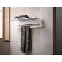 Keuco Handtuchablage mit integriertem Handtuchhalter Edition 400 Keuco