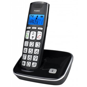 Fysic FX-7000 Big Button Dect Telefoon van Fysic