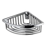 Keuco Corner sponge basket / Wire soap basket High model 24944 Keuco (chrome)