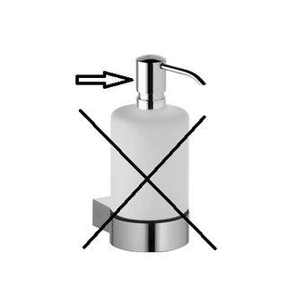 Keuco Lose Pumpe für den Lotionsspenderplan Keuco
