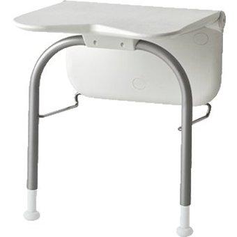 Etac R82 B.V. Shower Seat Relax - outriggers Etac