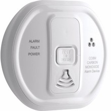 Honeywell Home Evohome Wireless carbon monoxide detector for the Everhome home security packages