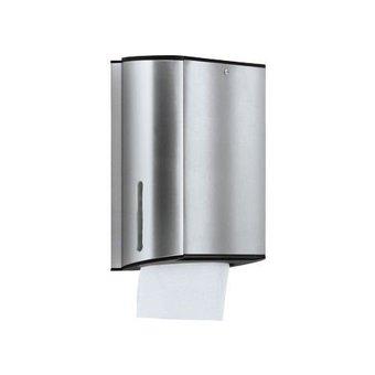 Keuco Houder voor papieren handdoeken Plan Keuco (roestvrij-staalfinish)