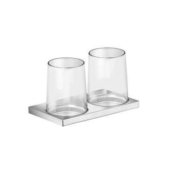 Keuco Glass holder double series Edition 11 Keuco