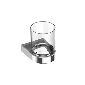Keuco Tumbler holder with crystal glass Smart.2 Keuco