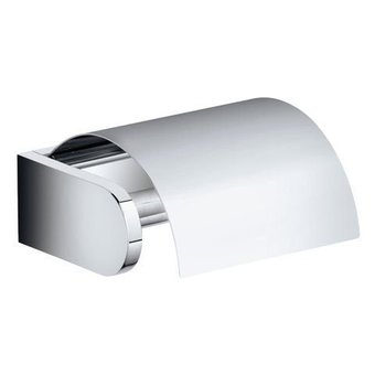 Keuco Toilet paper roll holder with lid Edition 300 Keuco