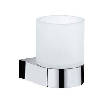 Keuco Tumbler holder with crystal glass series Edition 300 Keuco