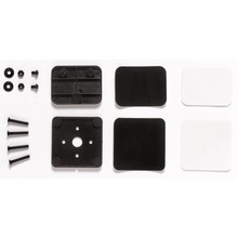 Intersteel Mounting kit for glass serving cabinet lock Chip Lock